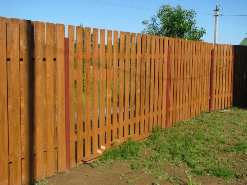 это как построить забор на даче недорого фото дедушка ранних